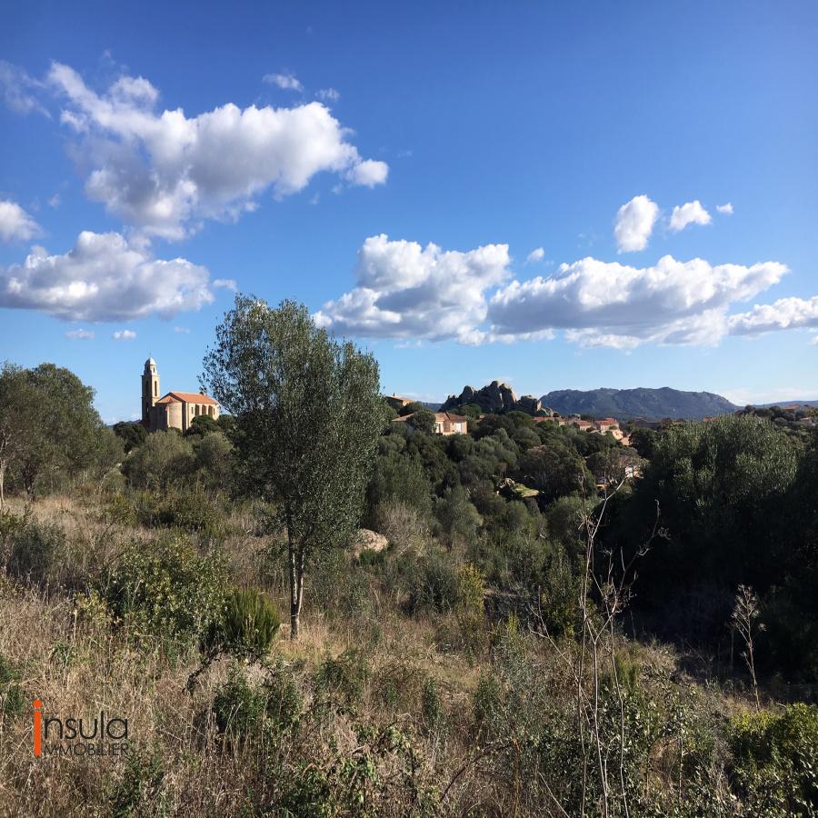 Image_2, Terrain, Pianottoli-Caldarello, ref :DA1507-20