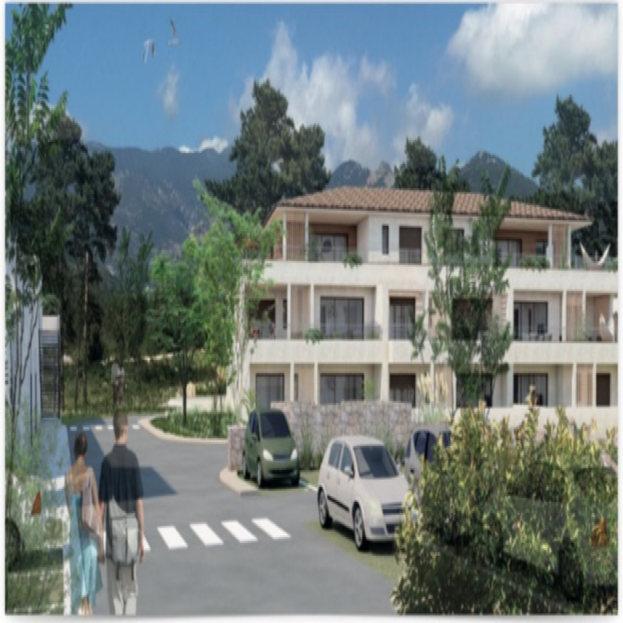 Image_2, Appartement, Porto-Vecchio, ref :100818- A1-B1-20