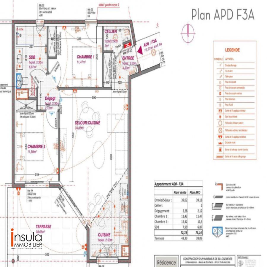 Image_3, Appartement, Porto-Vecchio, ref :DVIP-20-20