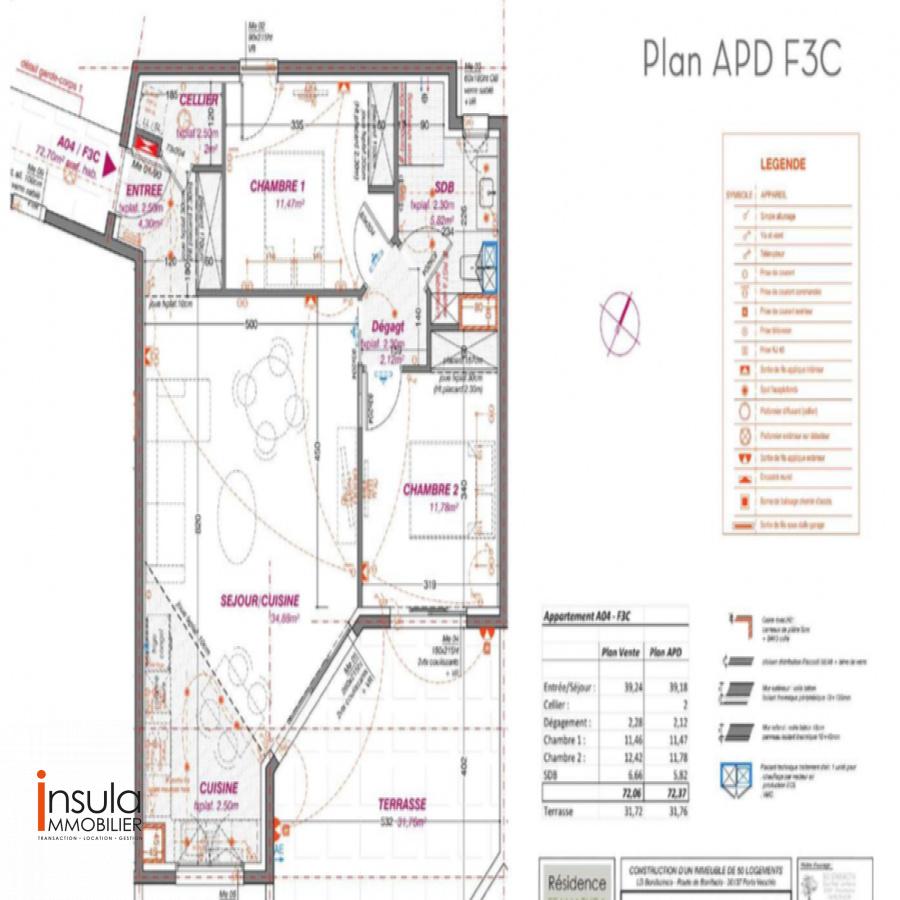 Image_3, Appartement, Porto-Vecchio, ref :DVIP14-18