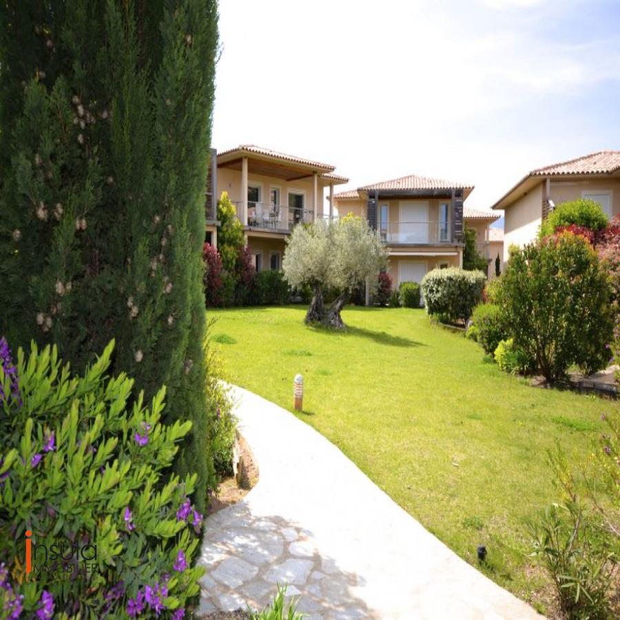 Image_2, Rez de jardin, Ste lucie de porto vecchio, ref :50817-20